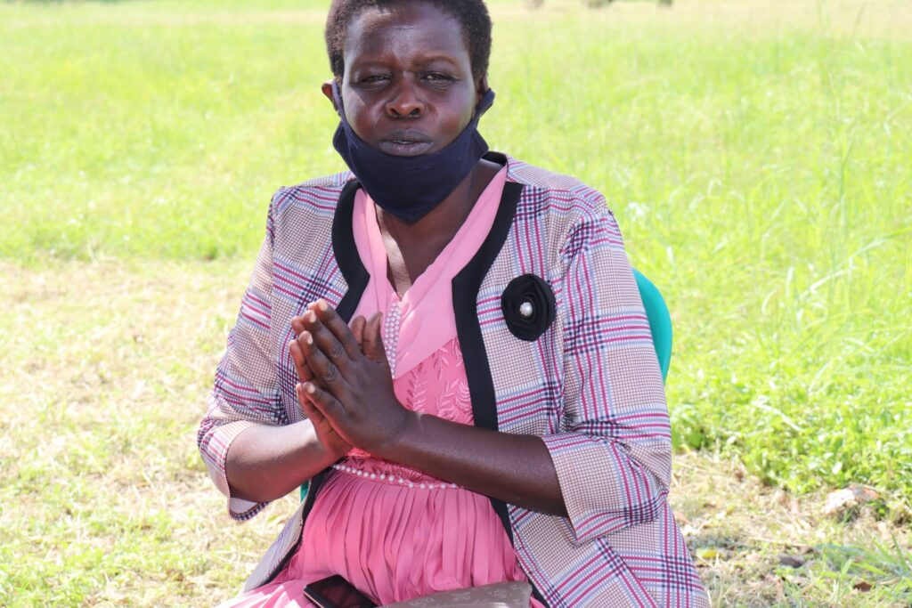 The Unstoppable Woman Leader Promoting Peaceful Elections in Kapelebyong