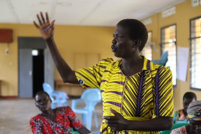 Increasing Participation in Peacebuilding and Leadership in Lira and Soroti.