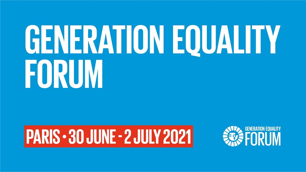 Generation Equality Forum Official Opening Ceremony
