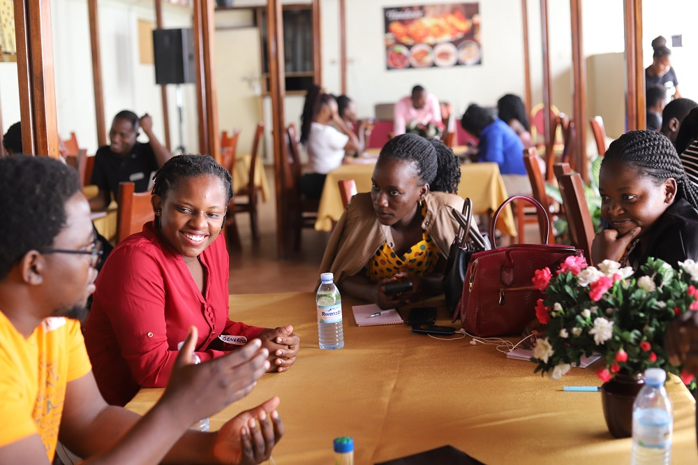 Women and Youth-led Activism for Peace in their Communities.